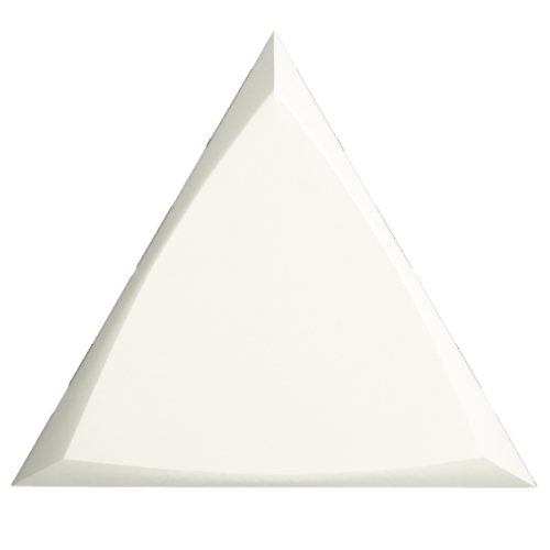 ZYX Evoke Triangle Channel White Matt