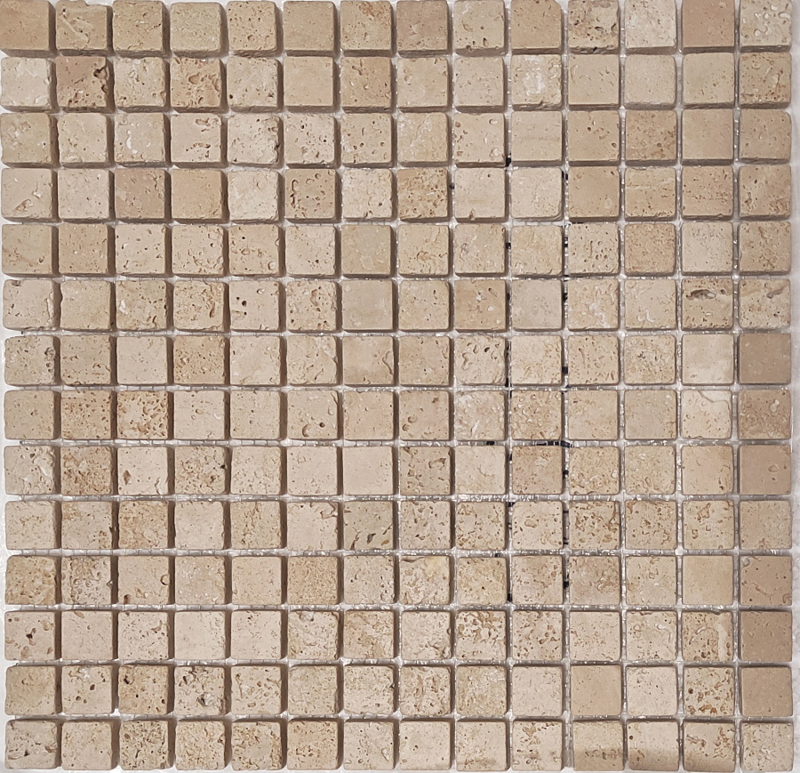 Colori Viva Travertino Mos.Turkish Travertine Tumbled+Sealed