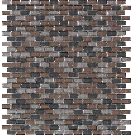 L Antic Colonial Frame Brick Dark