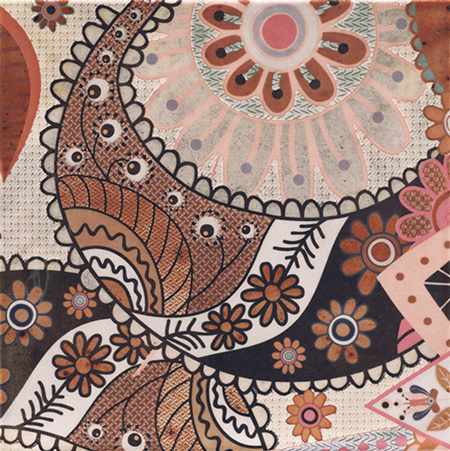 Mainzu Verona Decor Print Beige (Mix 9)