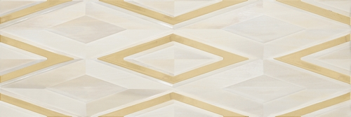 Gemma Galleria Single Ivory Gold