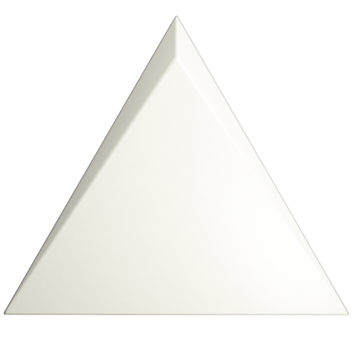ZYX Evoke Triangle Cascade White Matt