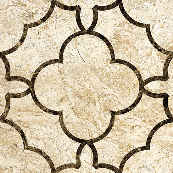 Marmocer Desert Gold 03 Classic Magic Tile