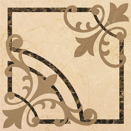 Marmocer Crema Marfil 14 Classic Magic Tile