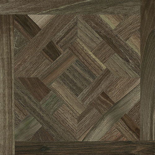 Casa Dolce Casa Wooden Tile of CDC Decor Walnut