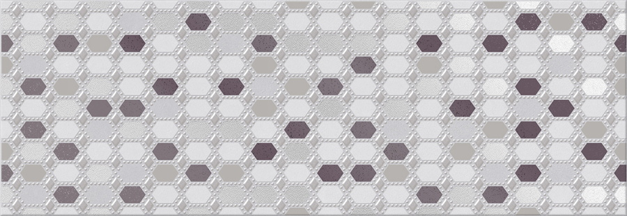 Eletto Ceramica Malwiya Grey Geometria Decor