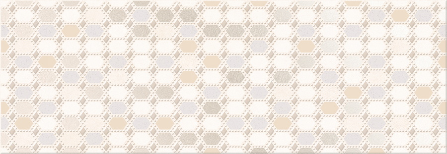Eletto Ceramica Malwiya Milk Geometria Decor