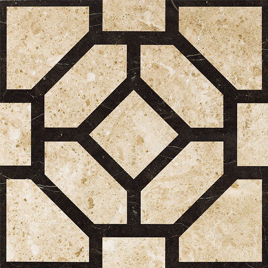 Marmocer Modern Magic Tile 23 Modern Magic Tile PJG-SWPZ023