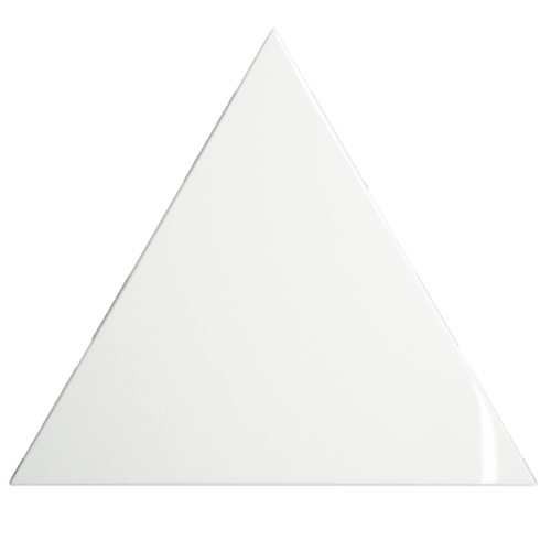 ZYX Evoke Triangle Layer White Glossy