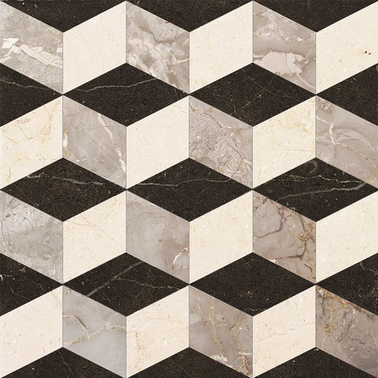 Marmocer Modern Magic Tile 10 Modern Magic Tile PJG-SWPZ010